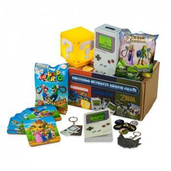 Nintendo Ultimate Merch Crate £12.99 @ Grainger games