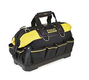 "Stanley Fatmax 18"" Tool Bag for £20 @ B&Q"