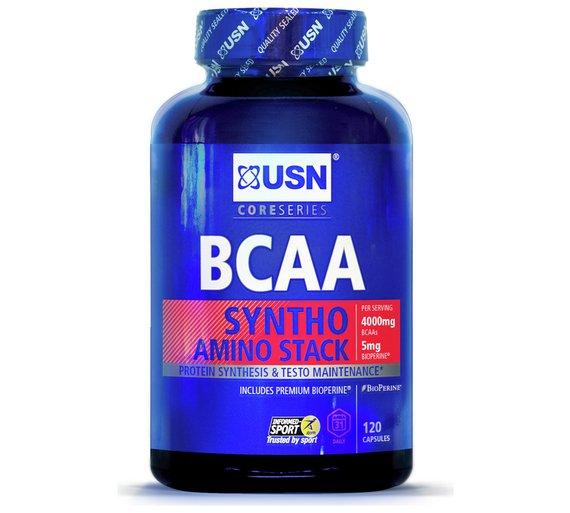 USN BCAA Syntho Amino Stack - 120 Capsules - £9.99 @ Argos