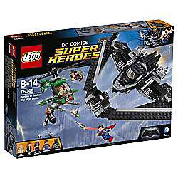 LEGO Super Heroes Heroes of Justice: Sky High Battle 76046 at Tesco Direct for £39.99