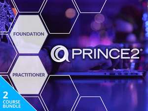 The Complete PRINCE2 Certification Training Bundle Course for $19, which is around £13.70 at Stacksocial Online