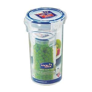Lock & Lock 430ml Round Food Container £1.49 Add on item with Amazon Prime.