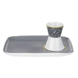 Ted Baker egg cup & snack tray £12.99 ( other items in post ) free delivery WC @ internet gift store
