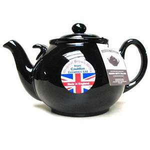 10 Cup Brown Betty Teapot £46.48 @ Cauldon ceramics