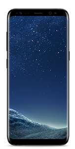 Samsung Galaxy S8 64GB MIDNIGHTBLACK £5 upfront - £25.38 per month over 2 years £614.12 @ Unshackled