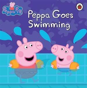 Peppa Pig: Peppa Goes Swimming by Ladybird Books £1.49 Delivered @ Zoggs Official eBay