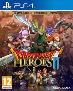 Dragon Quest Heroes II: Explorer's Edition (PS4) £12.50 @ Coolshop