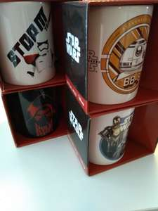 Official licensed mugs various at Home Bargains just 59p Star wars, call of Duty, Joker, Minions