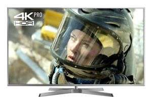 "Panasonic TX-50EX750B  50"" Smart 3D 4K Ultra HD HDR LED TV Officially Refurbished – 12 Month Manufacturer Warranty Panasonic eBay £499.99"