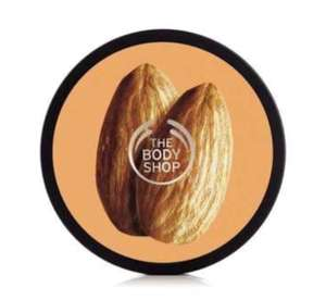 Almond Nourishing Body Butter £4.50 (W/ code 19806) @ TheBodyShop — (was £15, then £7.50, NOW £4.50 / £6.99 delivered)