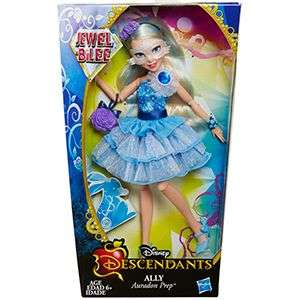Disney Descendants Jewel-bilee Doll (Ally, Mal and Evie available) - £8.99 each + delivery with C&C available free @ HomeBargains