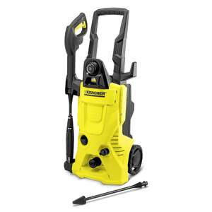 Good quality Karcher K4x pressure washer at decent price £139.99 @ Homebase