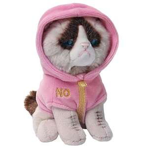 Grumpy cat £4.90 @ Amazon - Dispatched from and sold by LOVE2SLEEP