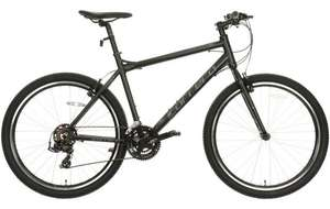Carrera Parva Men's Hybrid Bike - Black £240 from Halfords