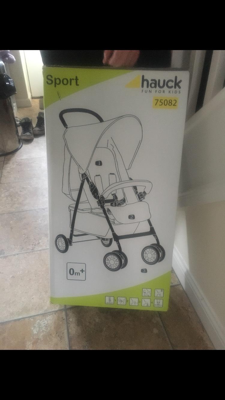 Hauck stroller £19.99 @ aldi