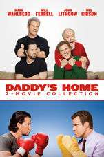 Daddy's Home: 2 Movie Collection (4K) £14.99 - iTunes