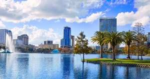 Thomas cook 14 nights bed and breakfast Orlando £249.99 per person - Departs from MCR on 17/04