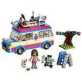 Save 20% on selected LEGO Friends & LEGO Disney Princess e.g LEGO Friends Olivia's Mission Vehicle 41333 - £12 @ Tesco