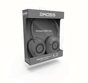 Koss UR42iK Over-Ear Headphones - £30.75 @ Amazon