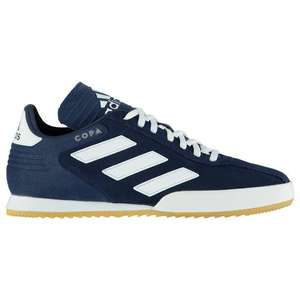 Adidas Copa trainers £35, £28 via the app plus £4.99 delivery @ Sports Direct