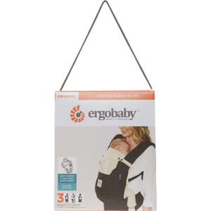 ERGOBABY Original Black & Camel Bundle Of Joy Baby Carrier £59.99 @ TK Maxx (plus £3.99 P&P)