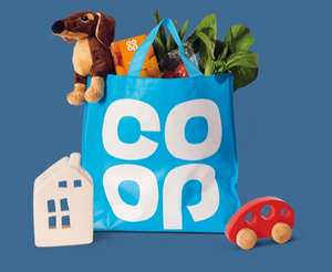 £50 Shopping voucher with purchase of Co-Op home insurance (Further £35 cashback via TopCashback)