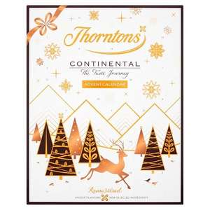 Thorntons Continental Advent Calendar, 278g £2.40 (Add-on Item) @ Amazon