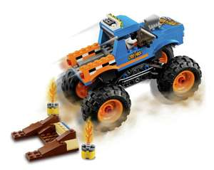 20% off some lego sets at Argos. I was only looking for the monster truck - def can't get cheaper on that one (£13.99)!