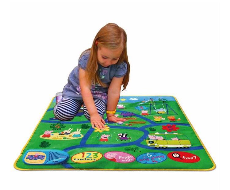 Peppa Pig Interactive Playmat - £10.99 @ Argos (C&C)