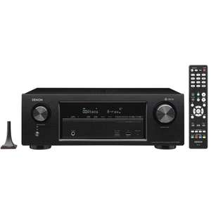 Denon AVR-X1400H 7.2 Channel AV Surround Receiver - £279.99 @ Superfi