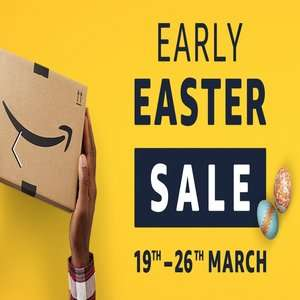 Amazon Easter Sale Now On  (see post for more)