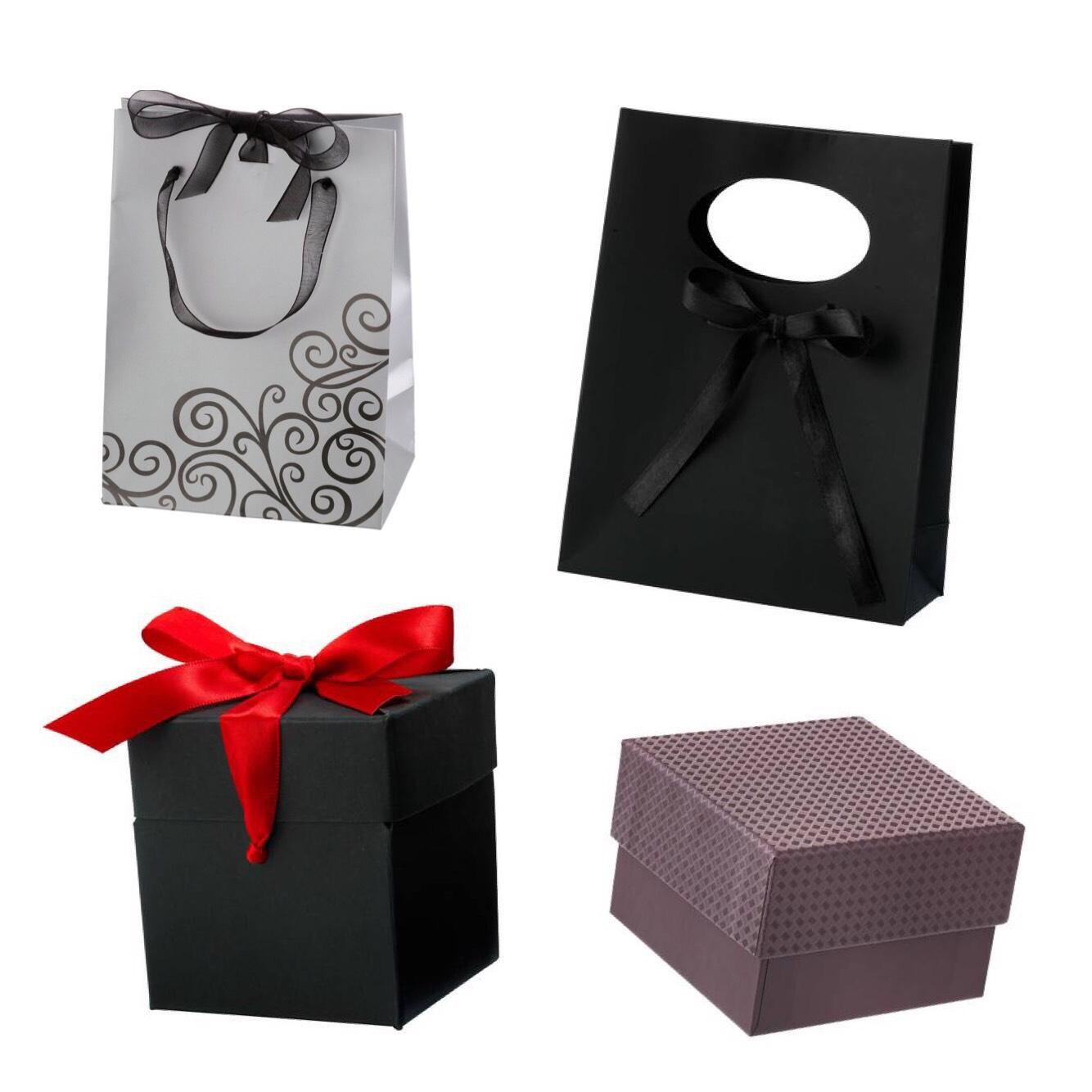 Various Gift bags + boxes 50p @ Argos