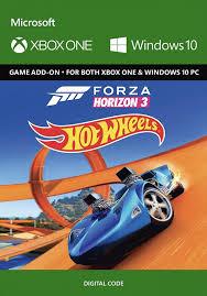 Forza Horizon 3 Hot Wheels DLC [Windows 10/Xbox One] Download code £4.99 Amazon