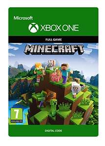 Minecraft [Xbox One] Download Code £8.99 at Amazon