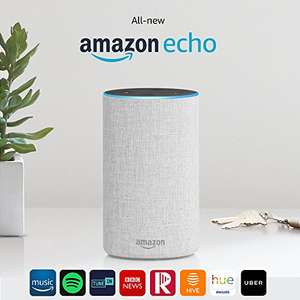 All-new Amazon Echo (2nd generation) £59.99 @ Amazon for Student Prime Account Holders