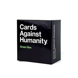 Cards against Humanity green box (£12 prime/ £13.99 non-prime) @ Amazon