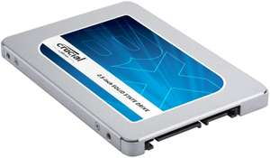 Crucial CT240BX300SSD1 BX300 240 GB 3D NAND SATA 2.5-inch Internal SSD now £62.62 delivered @ Amazon