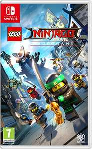 Lego Ninjago - Nintendo Switch - Amazon - £17.27 (Prime) / £19.26 (non Prime)