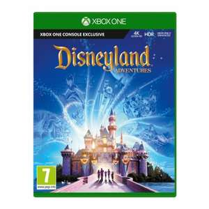 Disneyland Adventures [Xbox One Console Exclusive] @ 365games.co.uk / £15.29