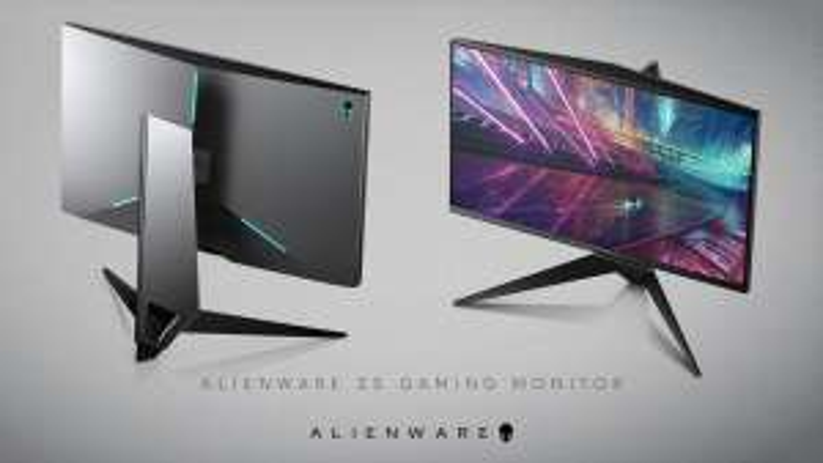 Alienware AW2518HF 24.5-inch 240hz 1ms TN Freesync 1080p Gaming Monitor £299.99 @ Amazon