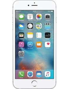 IPhone 6s Plus 128gb Silver £569 Amazon sold by Tvsandmore
