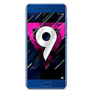 Honor 9 64 GB Dual Camera UK SIM-Free Smartphone - Blue £214 @ amazon warehouse deals Like new