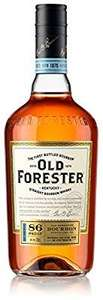 Old Forester bourbon whisky £21.60 @ amazon with free delivery
