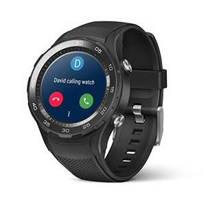 Huawei Watch 2 4G Sport Smartwatch - Black - £214.99 Deal of the day - Sold & Fulfilled by Amazon