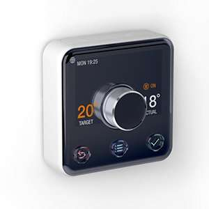Hive active heating and hot water thermostat with self installation. £124.99 @ amazon