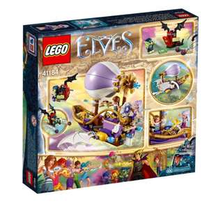 LEGO - Aira's Airship and the Amulet Chase - 41184 , for £24.50 @ Debenhams free c&c