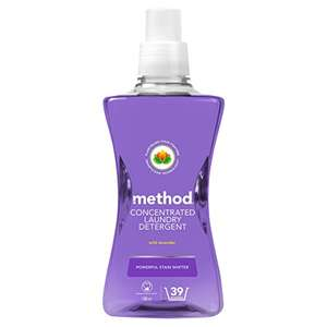 Method concentrated laundry detergent 39 washes £6 Prime / £10.75 Non Prime @ Amazon