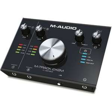 M-Audio M-Track 2X2 Mixer - Maplin - £55.99 - C&C