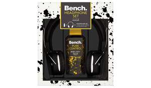 Bench Headphone Gift Set £6.00 (was £12.00) @ Asda George -Free C+C