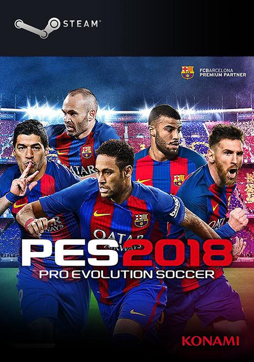 [Steam] Pro Evolution Soccer 2018 - £7.77 - Gamesplanet